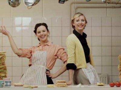 Elsa Bekman's Still Making Sandwiches
